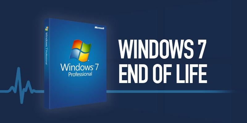 Windows 7, fine degli aggiornamenti di sicurezza: Microsoft inizia ad avvisare gli utenti