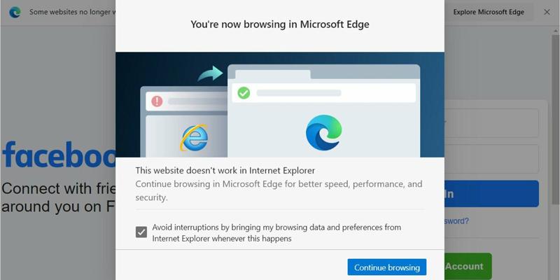 Internet Explorer ritirato su alcune versioni di Windows 10, ecco la data di addio