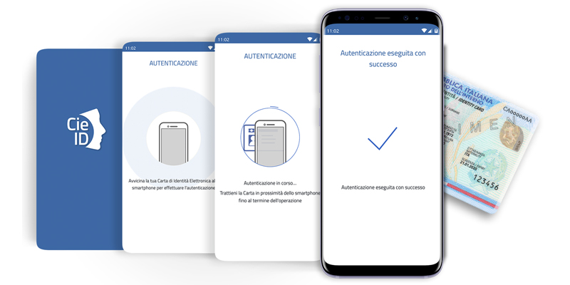 Carta d'identità elettronica: con l'app CieID cambia l'accesso alla Pubblica amministrazione