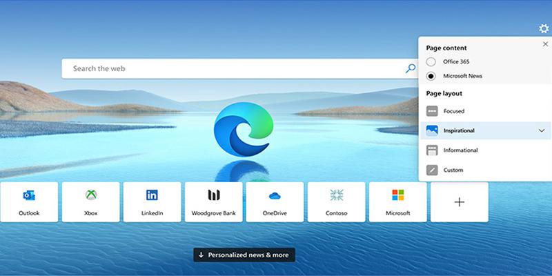 Il nuovo Edge per tutti, attraverso Windows Update