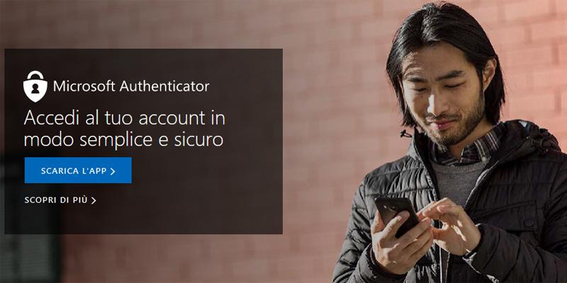 Addio alle password sugli account Microsoft: ecco come usare solo Authenticator per il log-in.